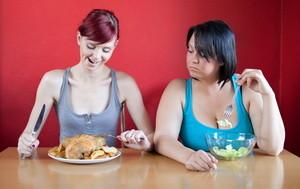 69f581439904 Рацион питания  для тех, кто хочет набрать вес