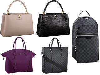 Louis Vuitton: лучшие сумки из лучших коллекций для нее и для него