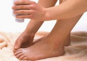 Лекарственные растения от потливости ног
