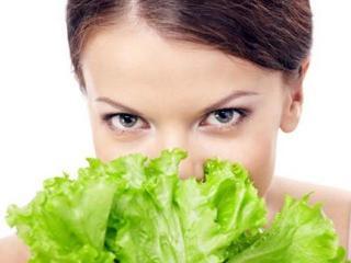 Натуральная косметика. Зеленый салат в рецептах красоты