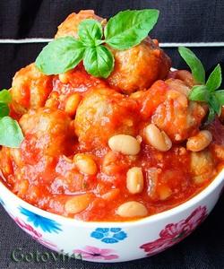 Вкусные рецепты с фасолью