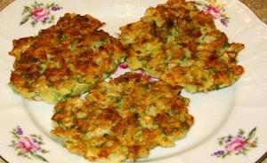 Каша из злаковых хлопьев с гарниром из ревеня – кулинарный рецепт