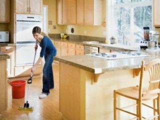 Большая уборка кухни