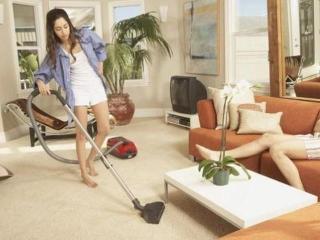 Генеральная уборка: спальня, гостиная
