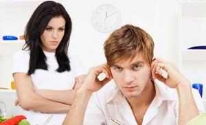 Семейные отношения: измена мужа