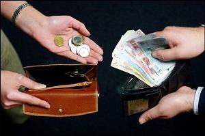 Семейные конфликты: ссоры из-за денег
