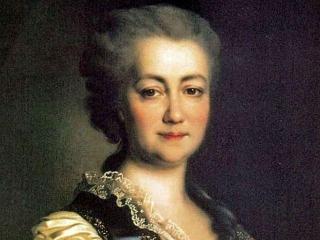 Малая и Великая Екатерина Дашкова