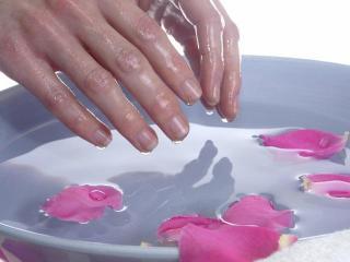 Ванночки для проблемной кожи рук
