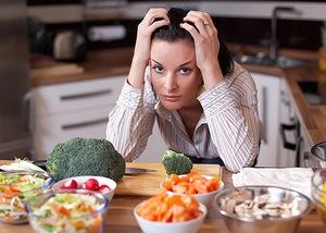 Стресс как причина лишнего веса