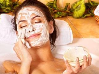 Натуральная косметика для ухода за жирной кожей