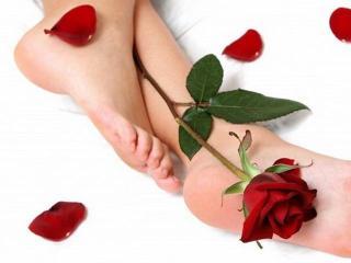 Гладкие пятки. Рецепты красоты ваших ног