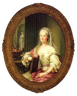 Воздавая должное слабой половине Франции, де Фонтенель имел в виду и знаменитую маркизу, вынудившую политиков всерьез рассуждать об эпохе Помпадур.