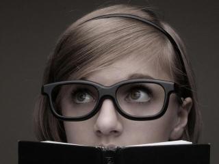 Красивая или умная?
