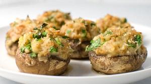 Вкусные грибные закуски