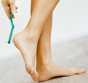 Что такое на нога на пальцах похоже на грибок