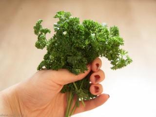 Зелень в диетах для похудения