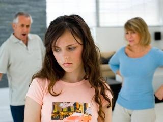 Проблемы подростков: отношения с родителями