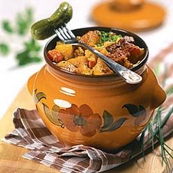 Вкусный рецепт рагу из мяса