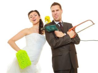 Советы опытной жены. Как я с мужем обязанности делила.