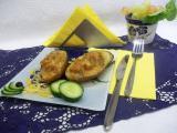 Картофель, фаршированный мясом. Рецепт с фото
