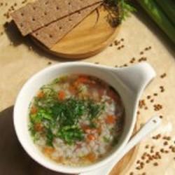 рецепты заправочного гречнего супа