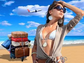 """10 бесполезных вещей, которые """"надо"""" взять в отпуск"""