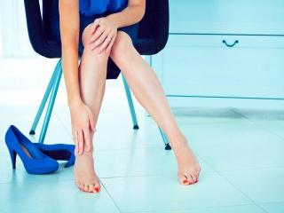 Усталость ног. Рецепты средств для снятия усталости ног
