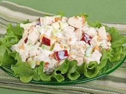 Вкусные рецепты фруктовых салатов