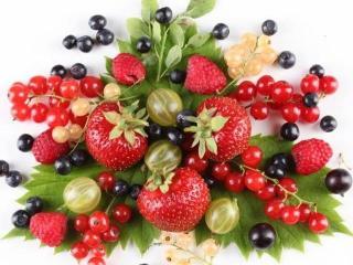 Маски для лица из ягод (уход за кожей)