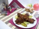 Тушеная капуста с мясом. Рецепт с фото