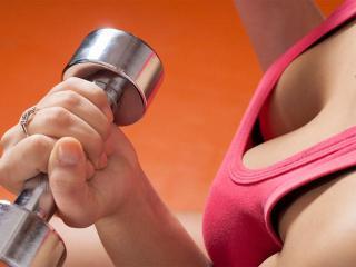 Красивая грудь. Комплекс физических упражнений для мышц груди