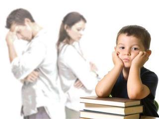 Что такое развод для ребенка?
