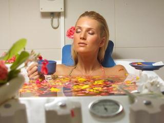 Лечебные ванны в борьбе с  ожирением