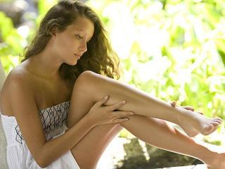 Шелковая кожа. Виды эпиляции (женские секреты красоты)