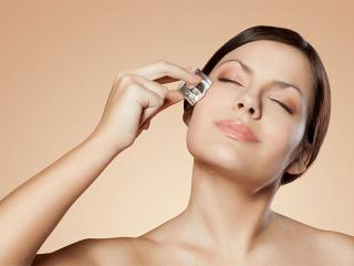 Лечебный лед для тонуса кожи лица