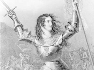 Жанна д'Арк: ведьма или святая?