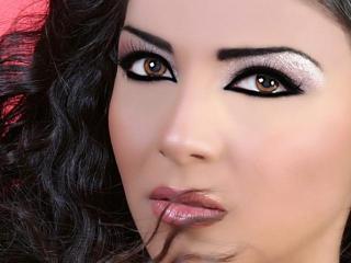 Уроки макияжа. Вечерний макияж «Восточная красавица»