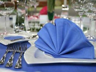 Салфетки под тарелки и блюда
