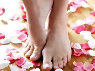 Народные рецепты красоты ваших ног. Готовимся ко дню святого Валентина (продолжение)