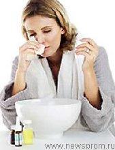 Насморк. Лечение насморка народными средствами