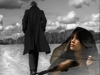 «Слишком поздно…» (мужчина и женщина)