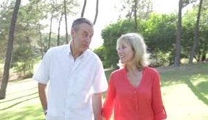 Наши с Юрием Алексеевичем отношения больше похожи на дружбу, чем на семейную жизнь.