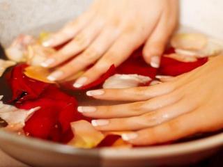 Домашние средства для ухода за ногтями