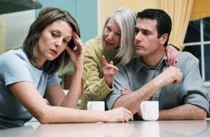 Конфликты в семье: отношения свекрови и невестк
