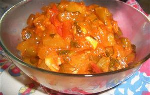 Рецепты домашних заготовок кабачков