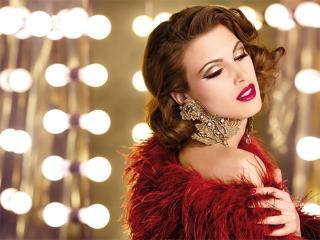 Уроки макияжа. Превращение дневного в  праздничный макияж. Женские секреты красоты