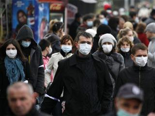 Эпидемия 2016 - свиной грипп в России