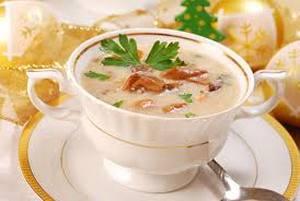 Вкусные рецепты грибных супов