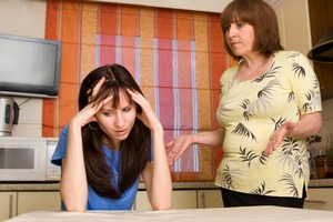 Проблемы семьи: свекровь и невестка