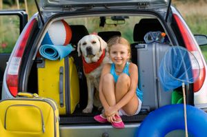 В отпуск всей семьёй - это же здорово? Конечно!